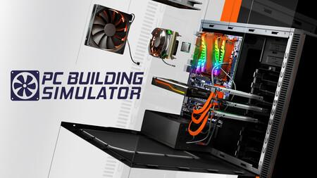PC Building Simulator se convierte en un éxito en su semana gratis en la Epic Games Store: 4 millones de descargas en 24 horas