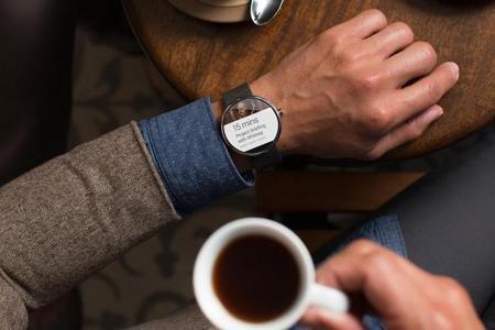 Android Wear permitirá con una futura API total personalización de la interfaz reloj