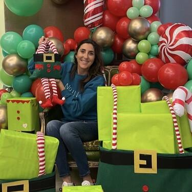 ¡Cómo se supera! Esta ha sido la espectacular (y élfica) forma de presentar los regalos de Reyes de Paz Padilla