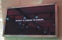 Infiniti en el Salón de Ginebra: el desembarco en Europa