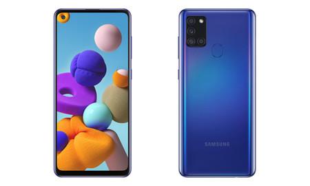 El Samsung Galaxy A21s llega a España: precio y disponibilidad oficiales