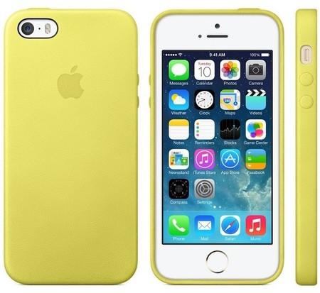 iPhone 5S Funda Amarilla