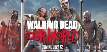"The Walking Dead: Our World, el ""Pokémon GO"" con los zombis de AMC, anuncia su salida con un nuevo tráiler"