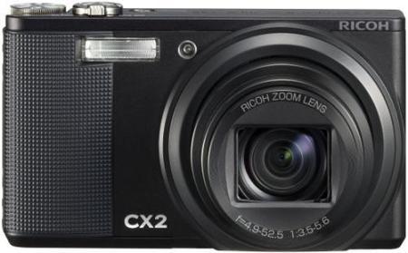 Nueva Ricoh CX2