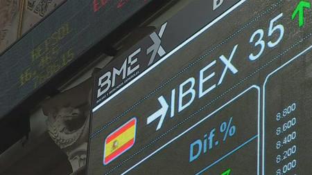 El Ibex dominado por la economía del siglo XX