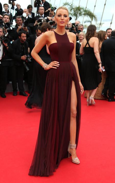 Blake Lively y su fantástica coleta-trenza del Festival de Cannes