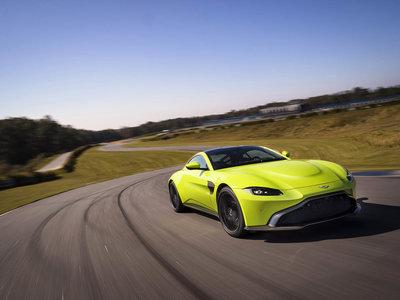 Así es el Aston Martin Vantage 2018: el V8 biturbo AMG de 510 CV unido a una carrocería bestial