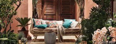 H&M Home nos presenta sus últimas novedades en un preciso patio árabe