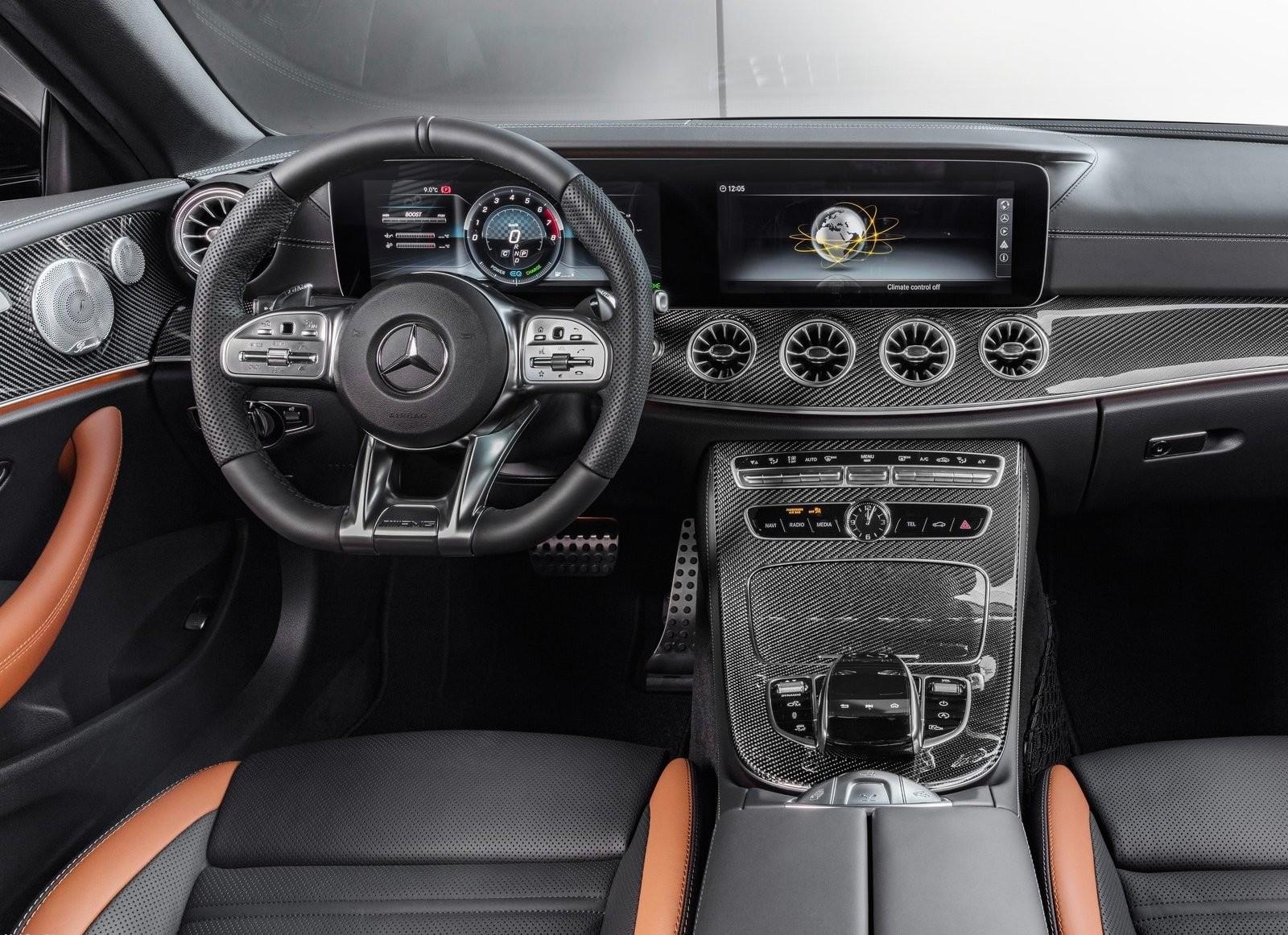 Foto de Mercedes-AMG E 53 Coupé y Cabriolet (10/20)