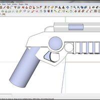 Facebook está bloqueando páginas que distribuyen plantillas de armas 3D