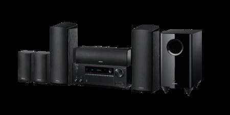 Onkyo HT-S7805, un kit de home cinema compatible con Atmos y DTS:X