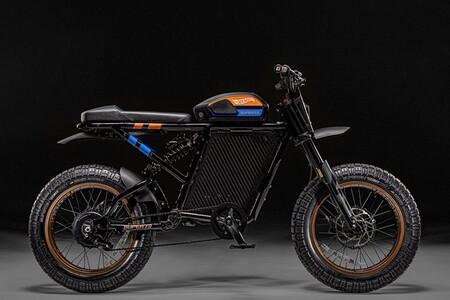 Hot Wheels Super73 Rx