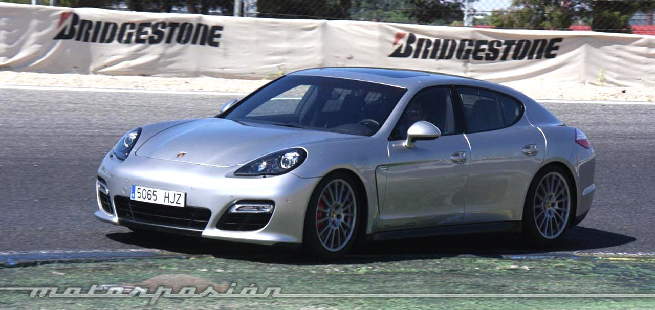 Foto de Porsche Panamera GTS (Prueba) (60/135)