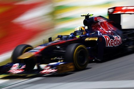 Jaime Alguersuari cerca de cerrar un acuerdo con Mercedes