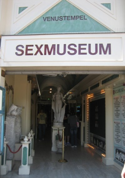 Museo del Sexo Amsterdam