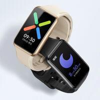 OPPO Watch Free: el smartwatch más barato de OPPO tiene sensor SpO2 y promete 14 días de batería