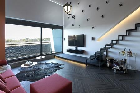 Lord Loft Proyecto Interiorismo Reforma Salon Tiovivo Creativo 4