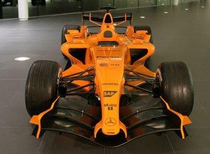 McLaren MP4-21, insuperable