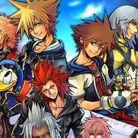 La franquicia de Kingdom Hearts llegará al completo por primera vez a PC de la mano de la Epic Games Store