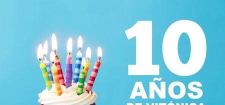 ¡Vitónica cumple diez años! Nuestros mejores artículos a lo largo de una década