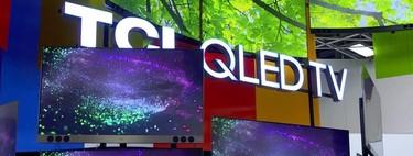 TCL apuesta por la tecnología H-QLED para sus futuras teles: una mezcla de QLED y OLED para obtener lo mejor de ambos mundos