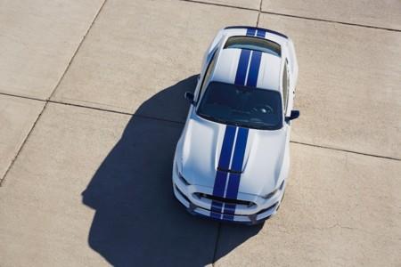 Ford revela otro gadget del Shelby GT350. Sí, otro más y que promete un manejo más racing