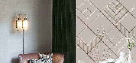 17 ideas decorativas inspiradas en el estilo Art Deco