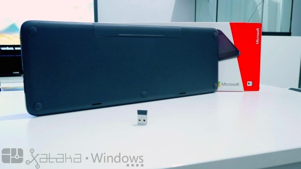 Foto de Microsoft All in One Media Keyboard (13/14)