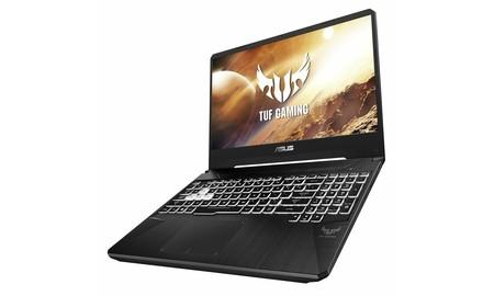 En PcComponentes o eBay, tienes potencia de sobra para jugar y trabajar con el ASUS TUF Gaming FX505DV-AL014 por sólo 999 euros