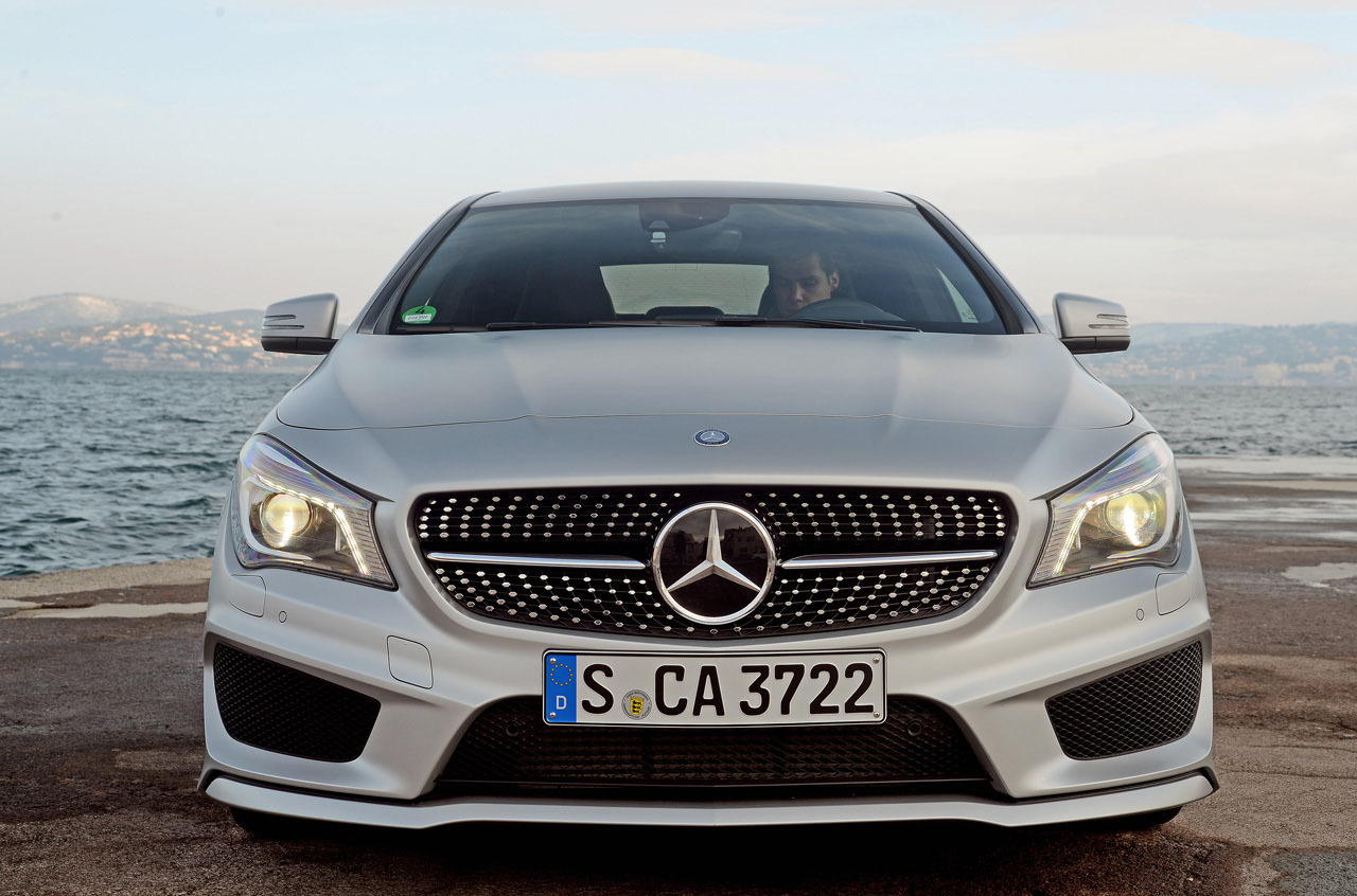 Foto de Mercedes-Benz Clase CLA (Saint-Tropez) (21/51)