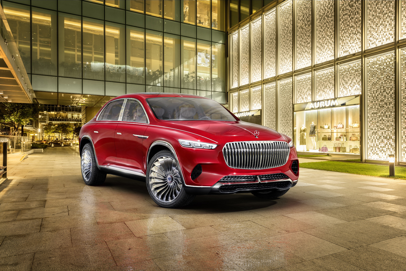 Foto de Mercedes-Maybach Ultimate Luxury Concept (17/18)