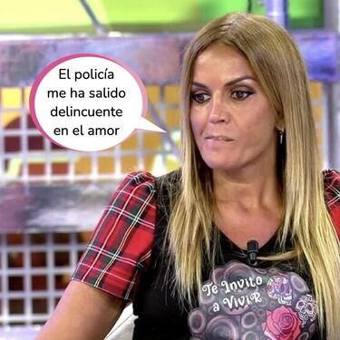 Marta López, desafortunada en amores (una vez más): 'Sálvame' desenmascara a su nuevo novio y vuelve a salirle rana