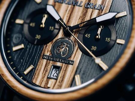 Original Grain Le Da Un Giro De Lujo A La Sustentabilidad Con Su Reloj Creado Con Madera De Barricas Recicladas 03