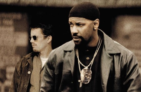 'Training Day', notable thriller que flojea al final