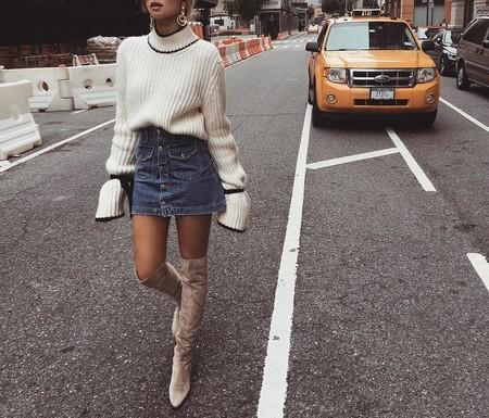 Tenemos nueva tendencia 'in da house': jerséis con ataduras en las mangas