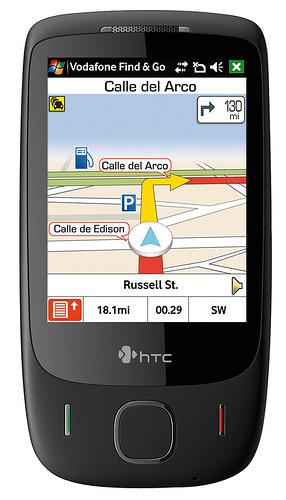 Vodafone lanza la HTC Touch 3G