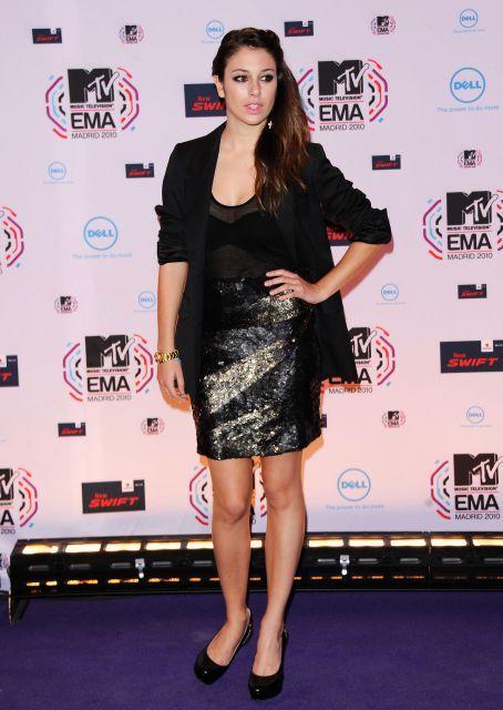 Foto de Alfombra roja de los MTV 2010. Eva Longoria espectacular, Rihanna sorprendente y mucho más (1/5)