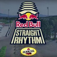 Cuando una locura sale bien hay que repetirla. Así será la pista del Red Bull Straight Rythm 2015