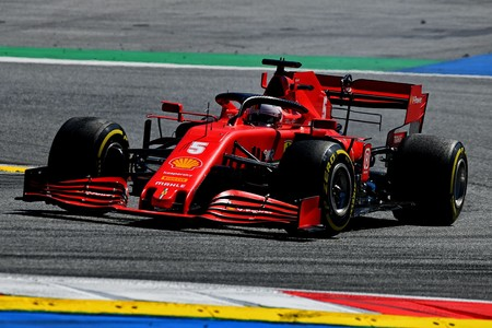 Vettel Austria F1 2020