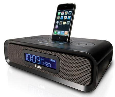 iHome iP99, altavoces y manos libres para iPhone