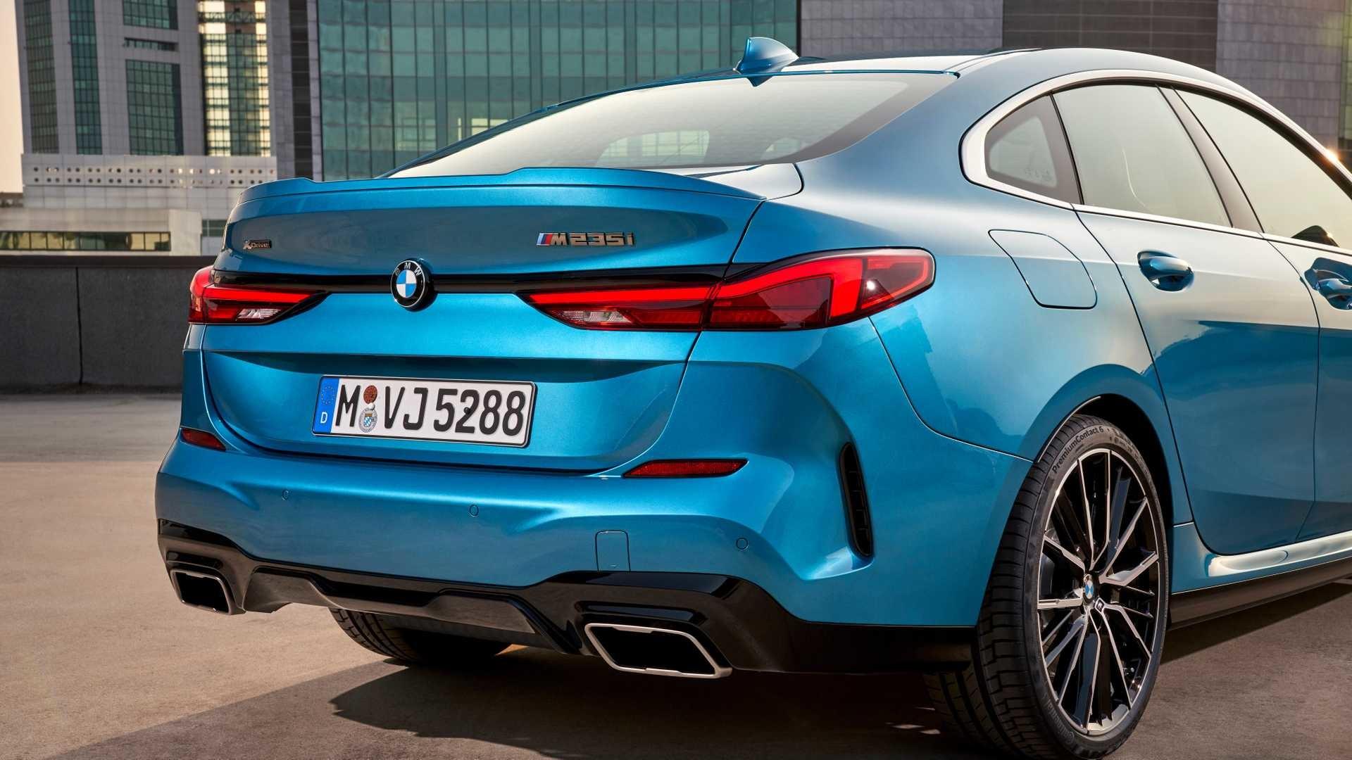 Foto de BMW Serie 2 Gran Coupé (5/10)
