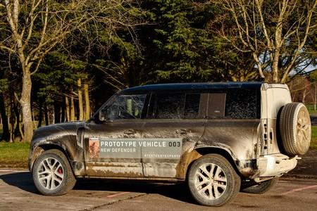 Land Rover Defender 2020 Toma Contacto 035