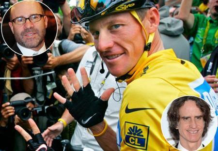 Jay Roach y Scott Z. Burns se encargarán de otra película sobre el escándalo de dopaje de Lance Armstrong