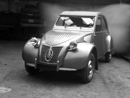 1948 Citroën 2CV A