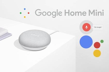 Los altavoces inteligentes Google Home y Home Mini aparecen temporalmente a la venta en España [Actualizado]