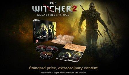 'The Witcher 2: Assassins of kings', el juego que todo el mundo tiene desde el día 13... y nadie puede jugar hasta el 17