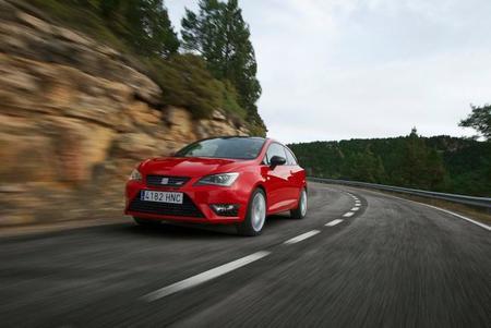 SEAT Ibiza Cupra: Precios, versiones y equipamiento en México
