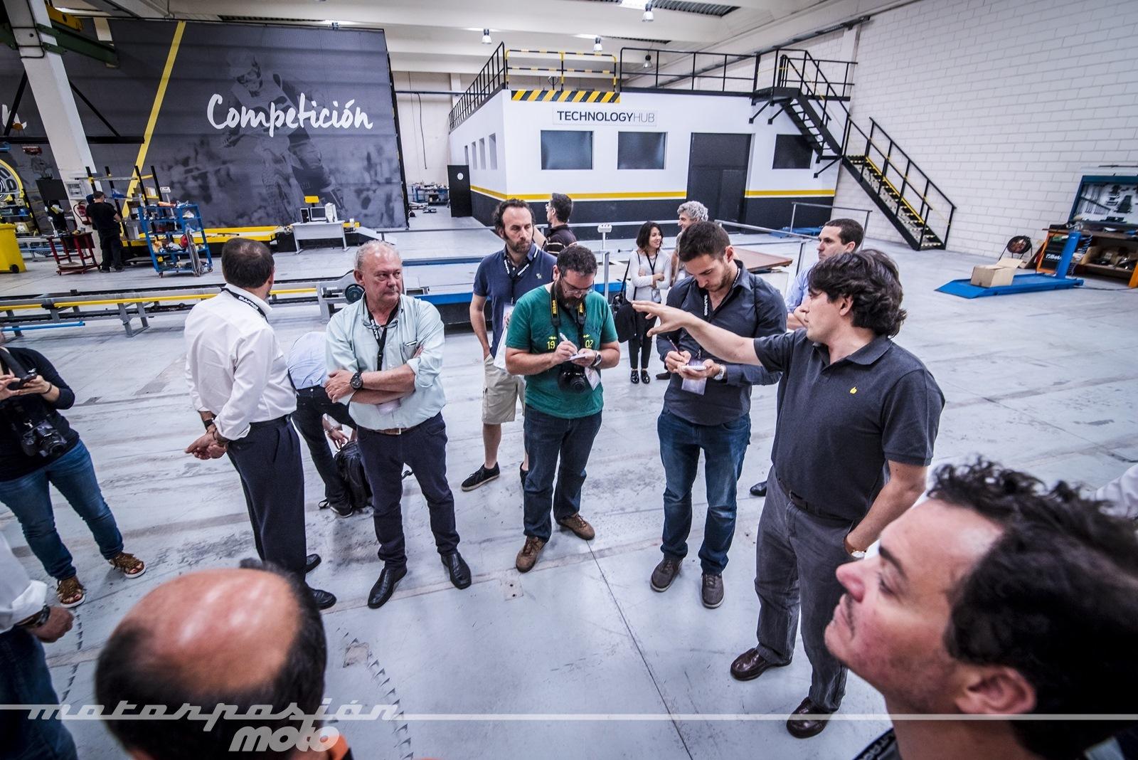 Foto de Bultaco Brinco, estuvimos en la presentación (9/30)