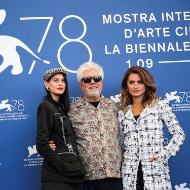 Penélope Cruz, Milena Smit y Aitana Sánchez Gijón inauguran el Festival de Venecia 2021