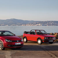 Volkswagen Golf Cabriolet: 40 años de gran trayectoria